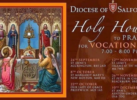 Diocese Holy Hour