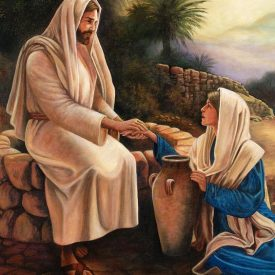 3rd Sunday of lent Year A