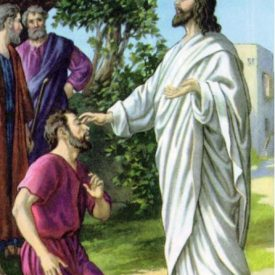 4th Sunday of lent Year A