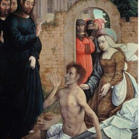 5th Sunday of Lent Year A