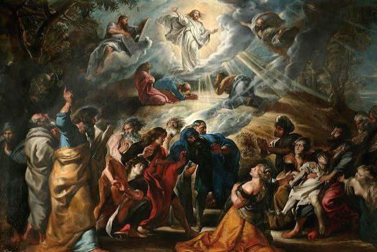 2nd Sunday of Lent Year B